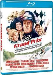 Grand Prix corre dall'HD DVD al Blu-Ray