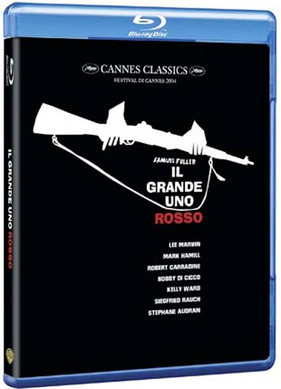Blu-Ray controverso per Il grande uno rosso!