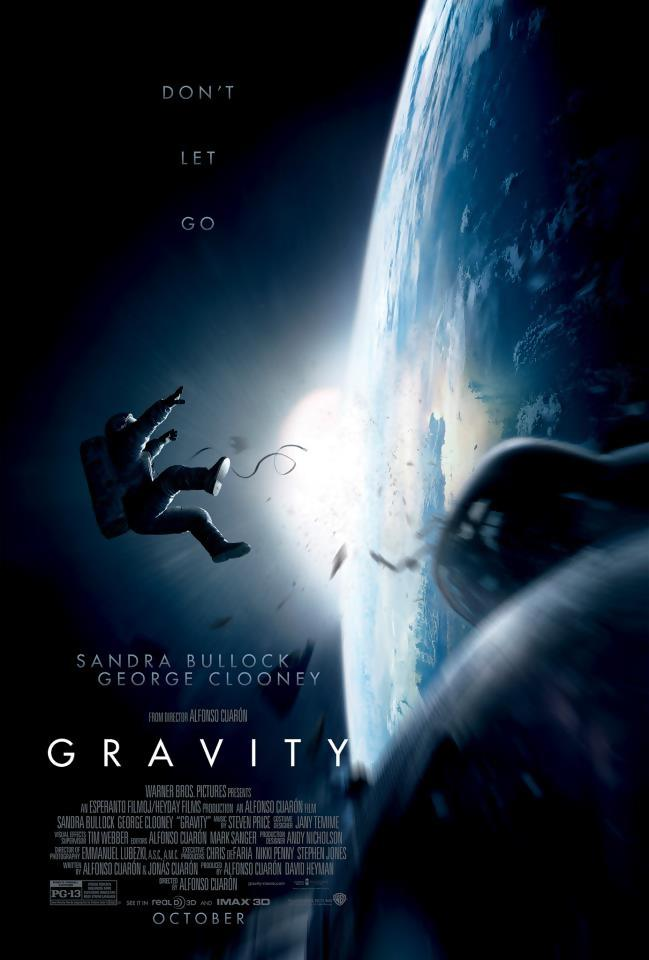 Clooney e Bullock... perduti nello spazio!