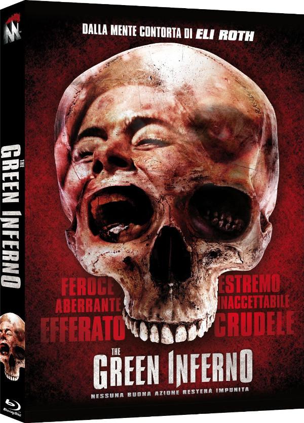 The Green Inferno dall'11 Febbraio!