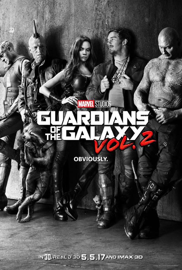 Primo sguardo a Guardiani della Galassia vol. 2