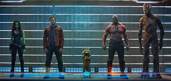 Dal 4 Febbraio... noi siamo Groot!