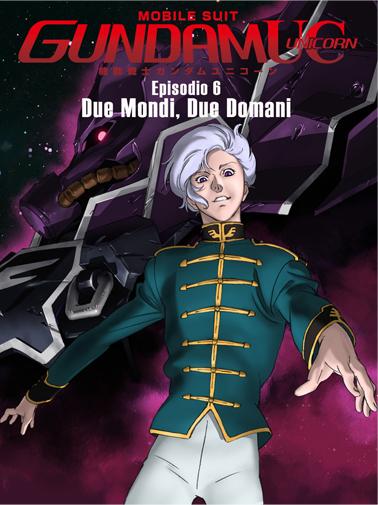 Gundam Unicorn 6 a marzo!