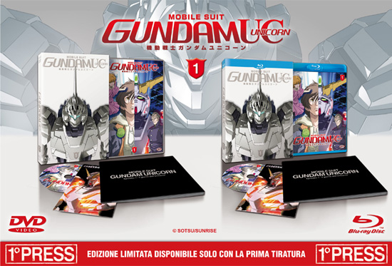 Gundam e il segreto dell'Unicorno!
