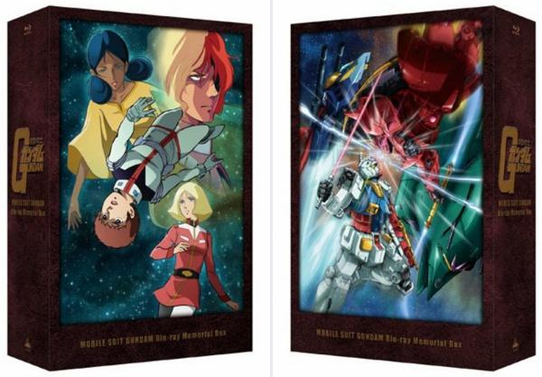 Gundam in Blu-Ray?