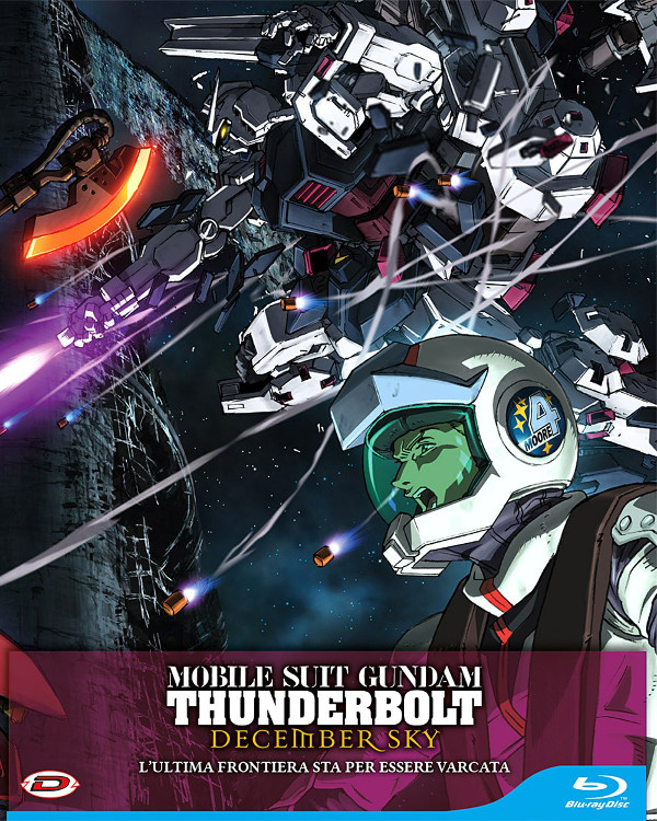 Gundam Thunderbolt in edizione First Press