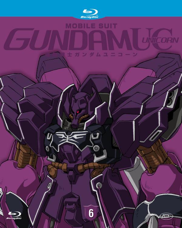 Uno sguardo a Gundam Unicorn 6!