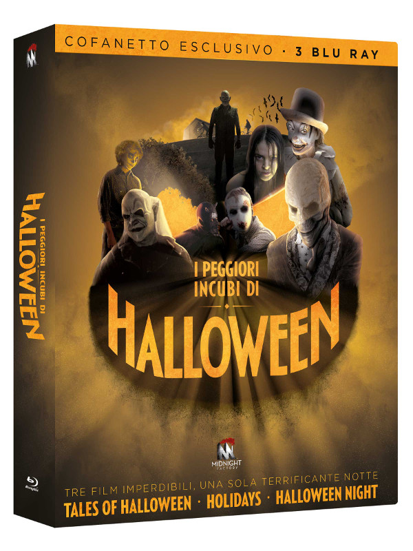 Halloween Collection da Midnight Factory!