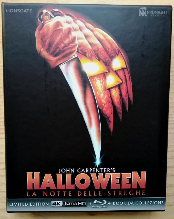 Halloween: il giorno che LUI fu recensito!