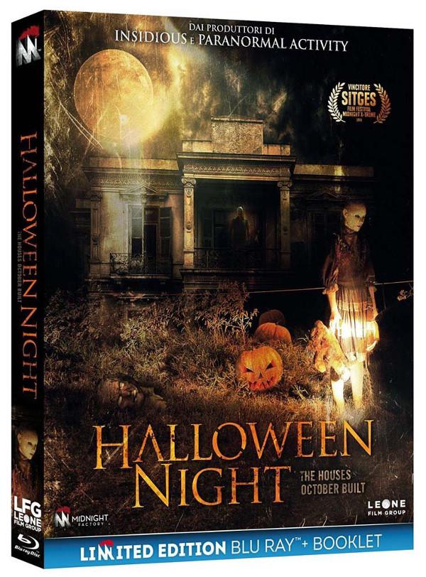 Halloween con... Halloween Night!