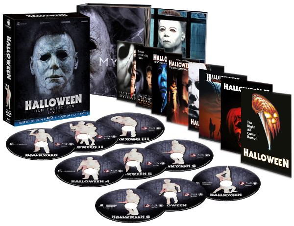 Halloween Film Collection: tutti i contenuti!