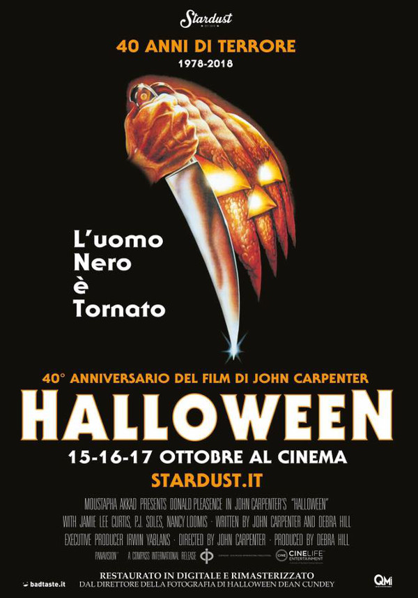 Halloween... ad Haddonfield: 40 anni al cinema!