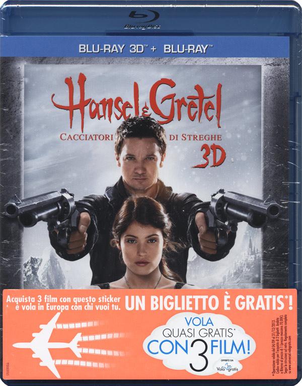 Hansel e Gretel: occhio al bollino rosso!