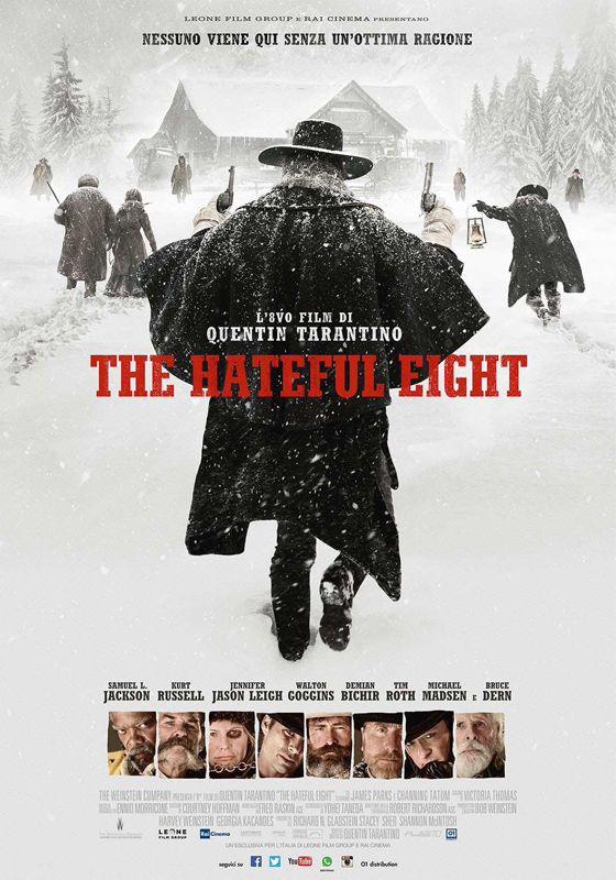 The Hateful Eight: limited steelbook italiana!!