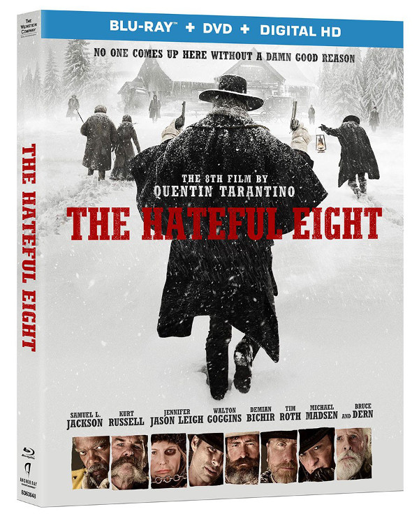 The Hateful Eight annunciato in America!