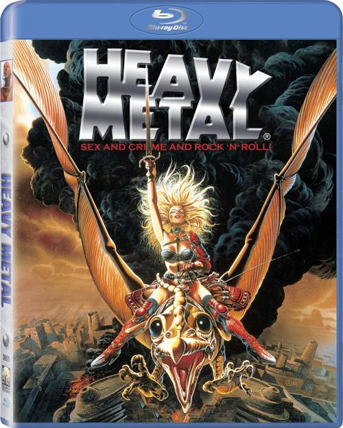 Finalmente Heavy metal in Blu-Ray italiano!