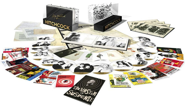 Il confronto: Alfred Hitchcock Collection!