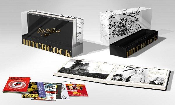 Anticipazioni d'autunno: Hitchcock Collection Blu-Ray!