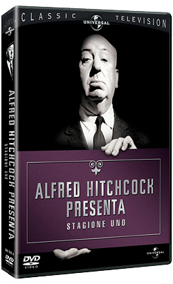 Alfred Hitchcock presenta... in DVD!