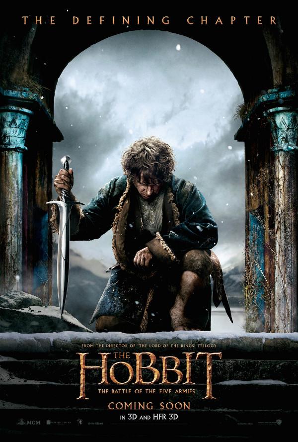 Rivelato il teaser trailer del terzo Hobbit!