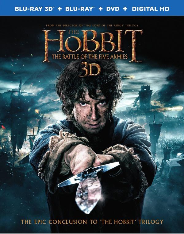 L'ultimo Lo Hobbit dal 22 Aprile!