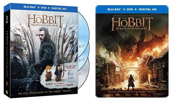 Lo Hobbit: le prime cover sono speciali!
