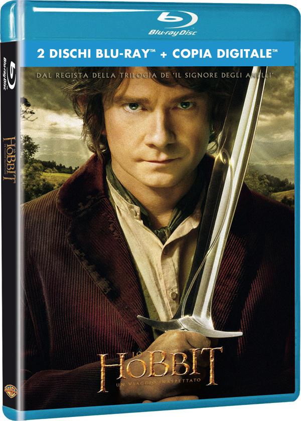 Le edizioni italiane de Lo Hobbit!