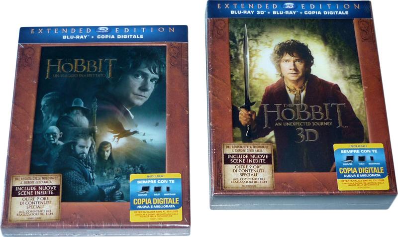 Cronache dal magazzino: Lo Hobbit esteso!!