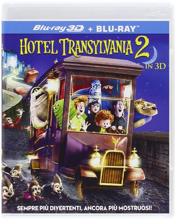 Riapre l'Hotel Transylvania!