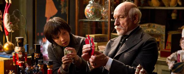 Oscar 2012: Hugo Cabret... dall'estero