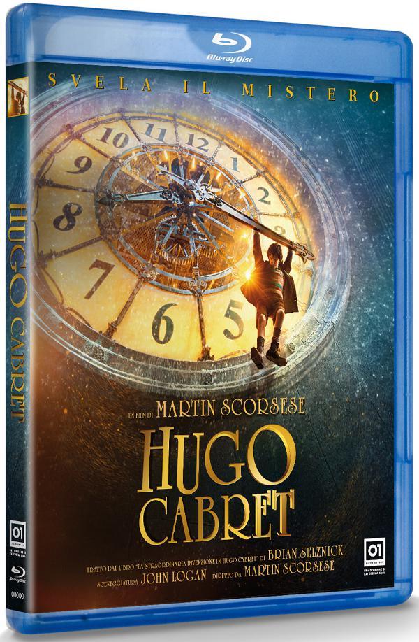 Hugo Cabret: la magia in 3 edizioni!