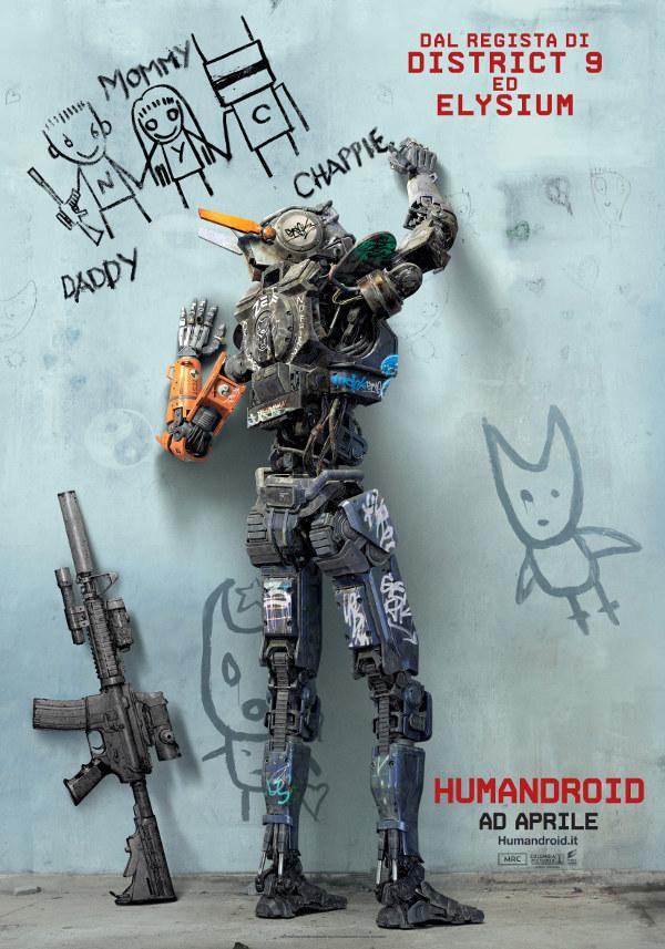 Neill Blomkamp e il robot dal cuore umano!