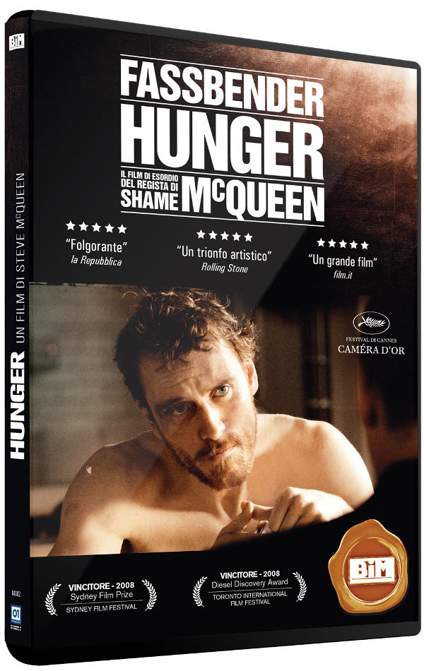 Hunger: il film shock arriva in DVD!