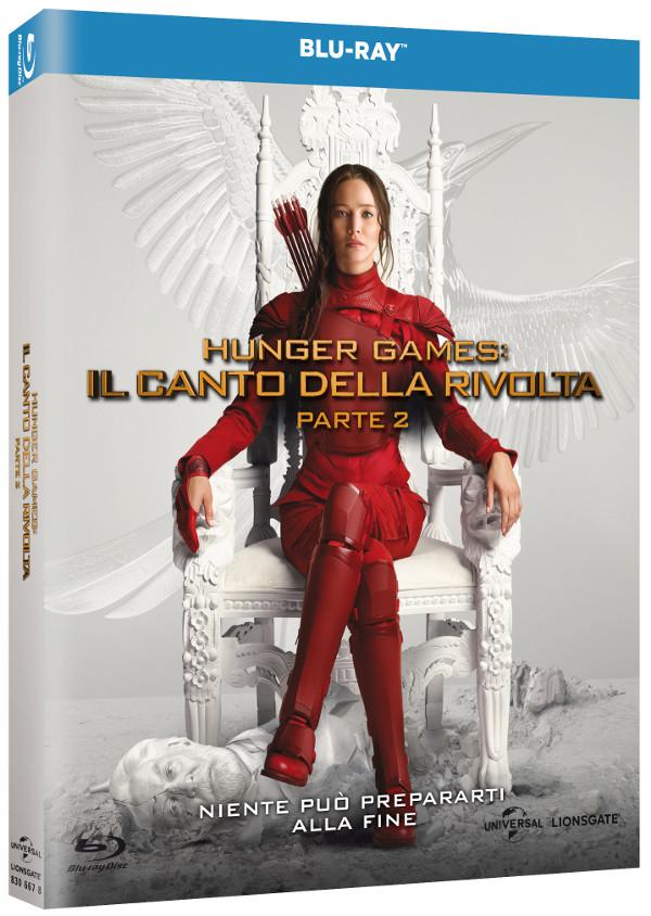Gli ultimi Hunger Games dal 23 Marzo!