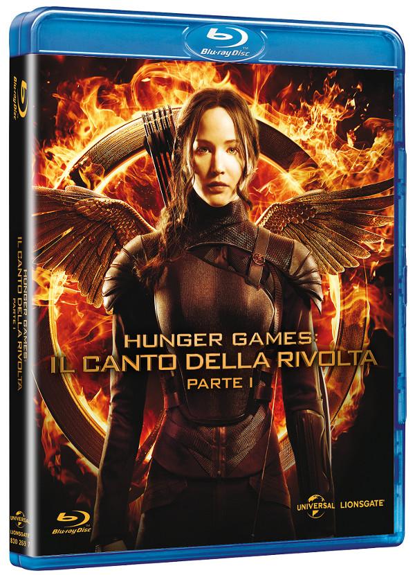 Hunger Games: la rivolta ha inizio!