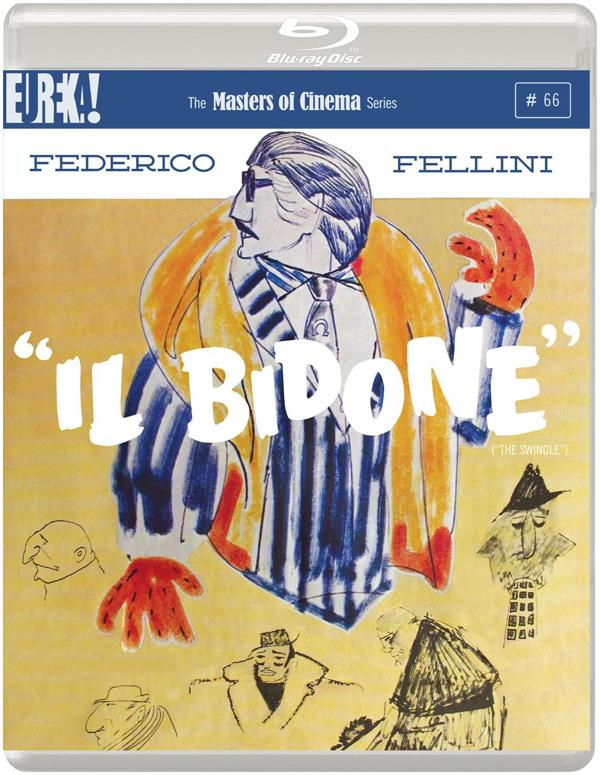 Dall'Inghilterra, un altro classico italiano in Blu-Ray