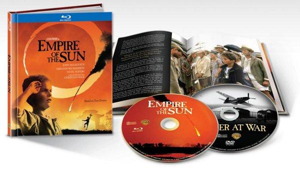L'Impero del Sole risorge in Blu-Ray Disc!