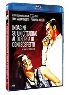 Anche Elio Petri promosso al Blu-Ray!