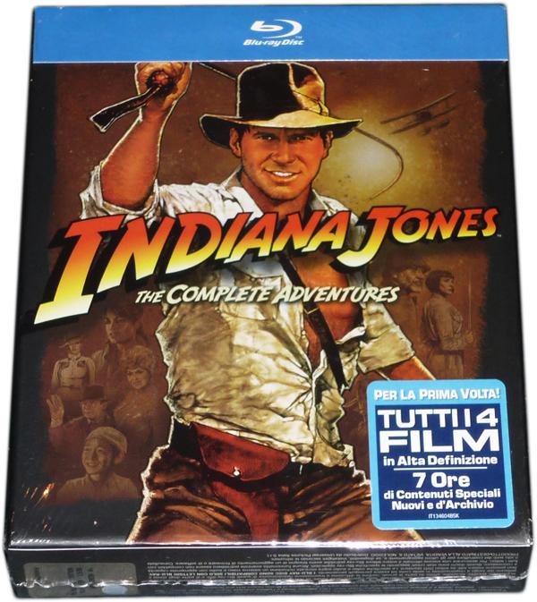 Fotogallery di Indiana Jones!