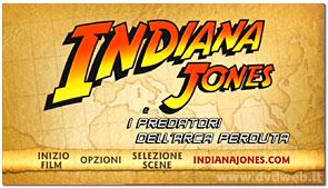Indiana Jones e... i menù!