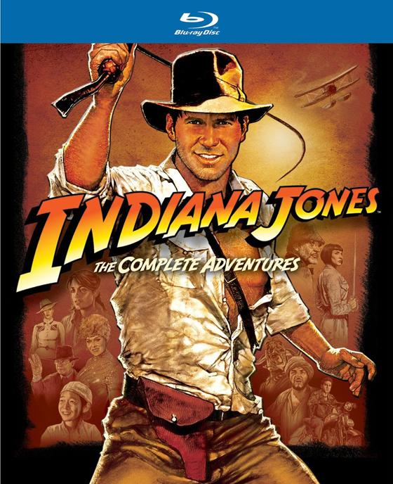 Indiana Jones in Blu-Ray: gli extra!