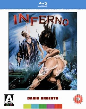 Il Blu-Ray Arrow di Inferno