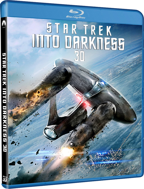 I packshot italiani di Into Darkness!!