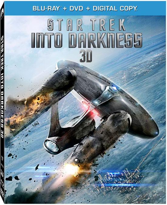 Star Trek Into Darkness: le fascette ufficiali americane!