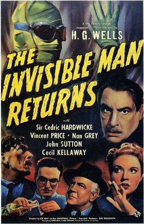 Chi si rivede! L'Uomo Invisibile...