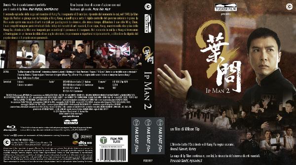 Ip Man 2 prosegue la collana Far East Cinema
