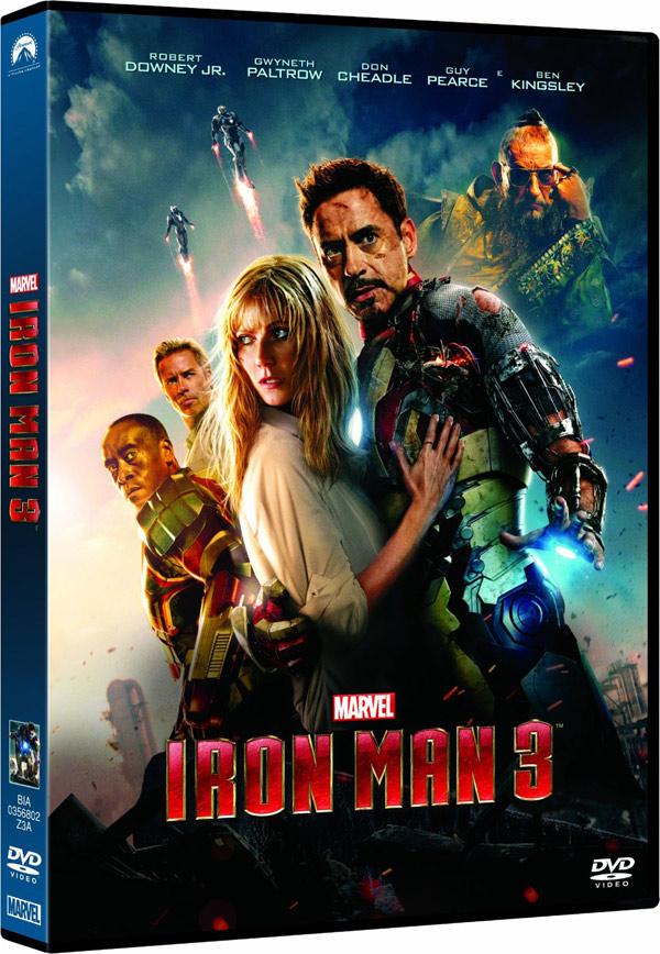 Le specifiche di Iron Man 3!