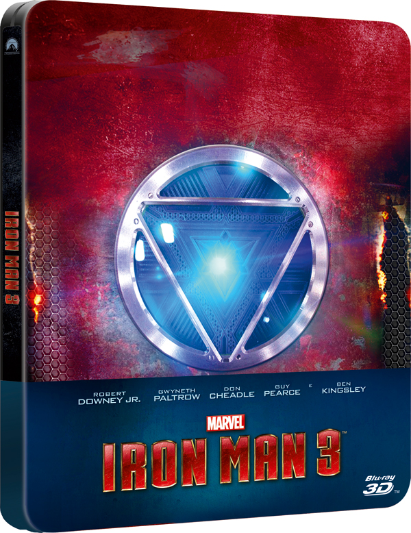 Disney svela Iron Man 3!