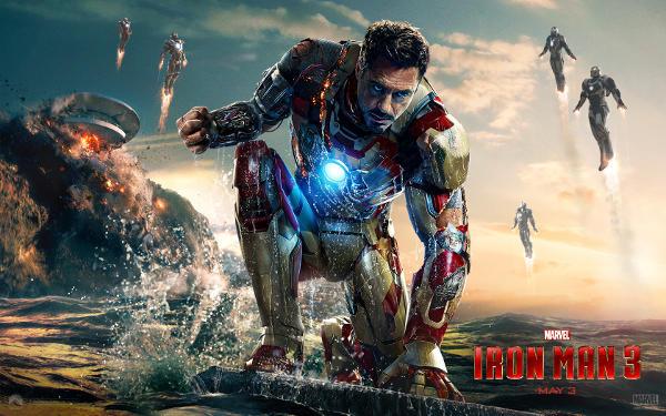 Tre clip dagli extra di Iron Man 3!