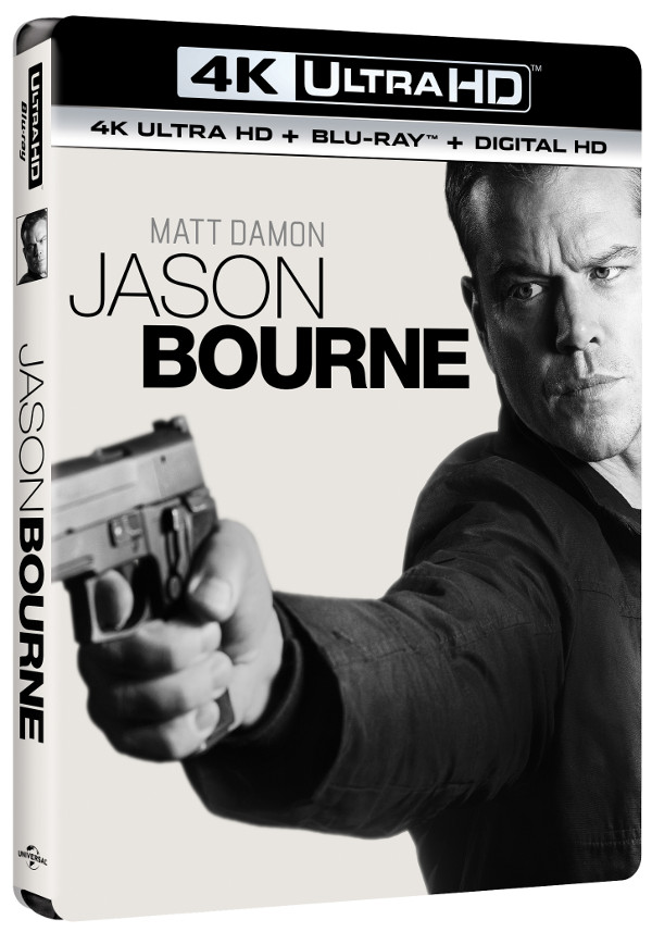 Jason Bourne ritorna e si fa in 4...K!